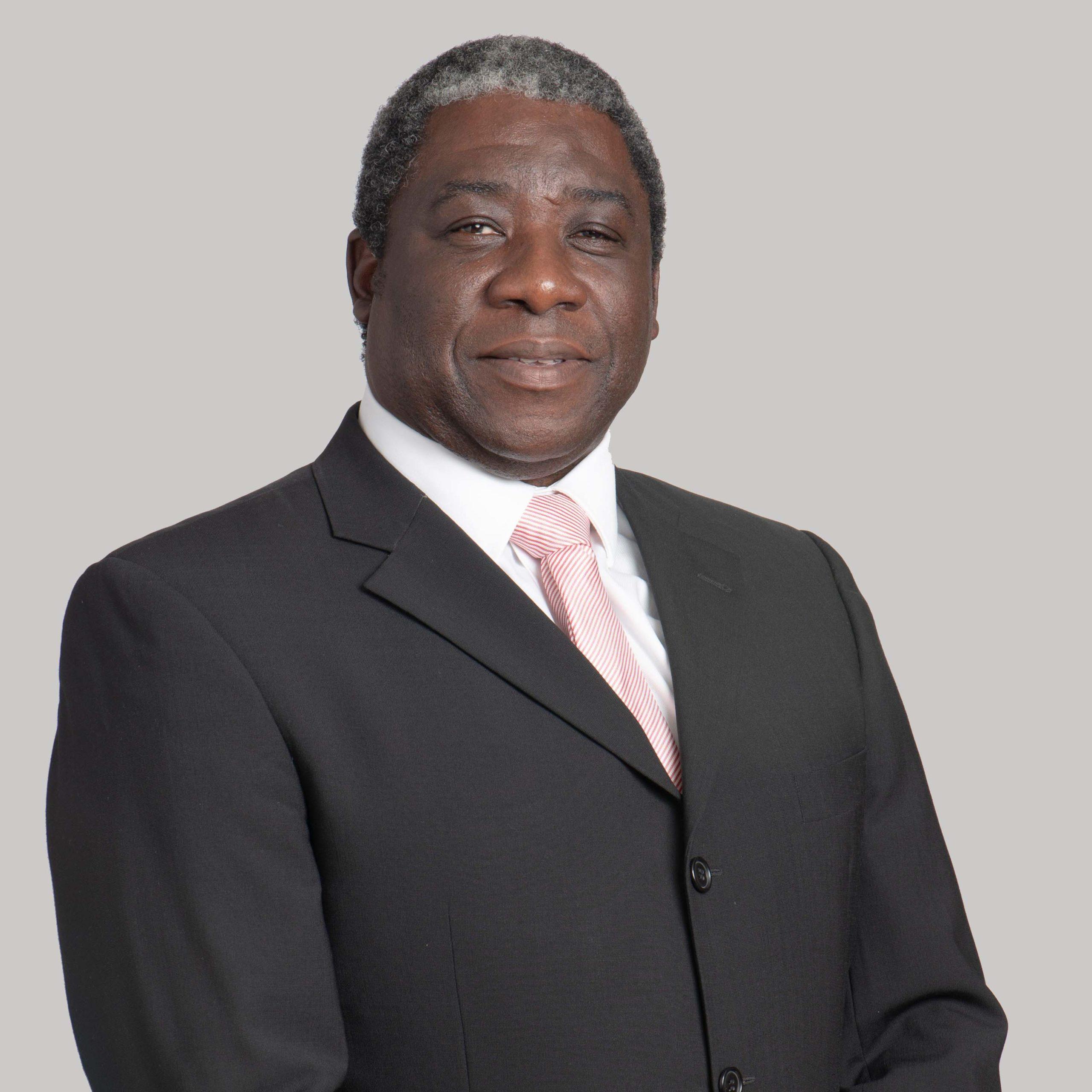 Dr Augustine Aluko